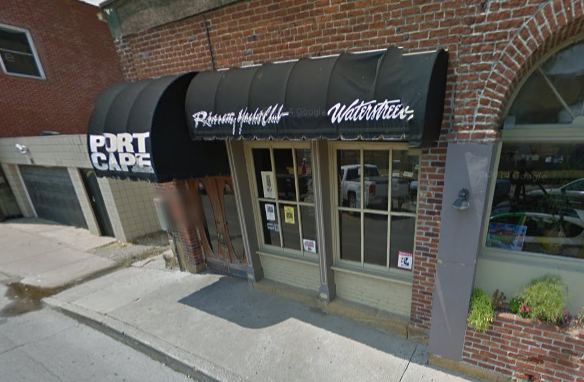 23.Port Cape Girardeau Restaurant and Lounge in Warehouse Row
