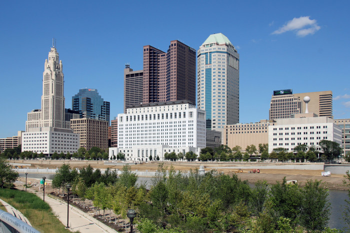 1. Currently, our state capitol is one of the smartest cities IN THE WORLD.