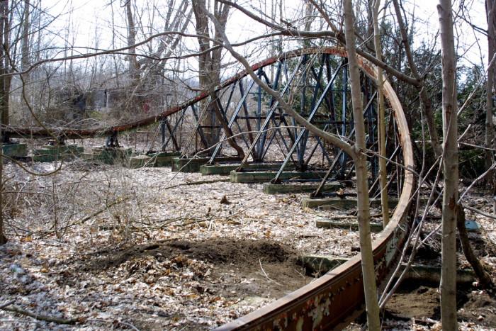 Abandoned Amusement Park In Ohio
