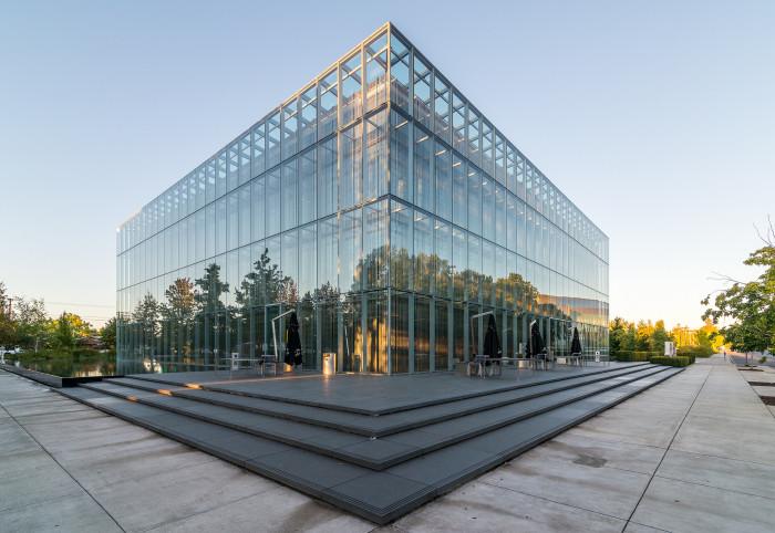 14. University of Oregon Academic Center