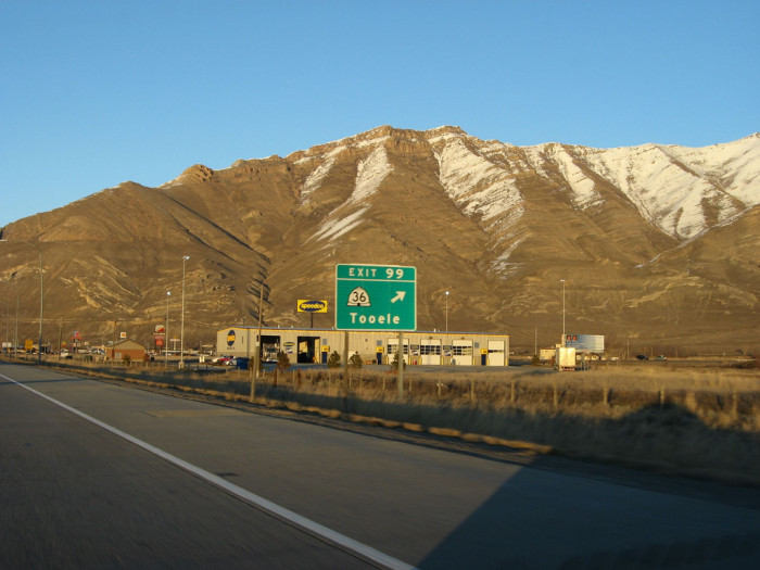 8. You know how to pronounce every Utah town name.