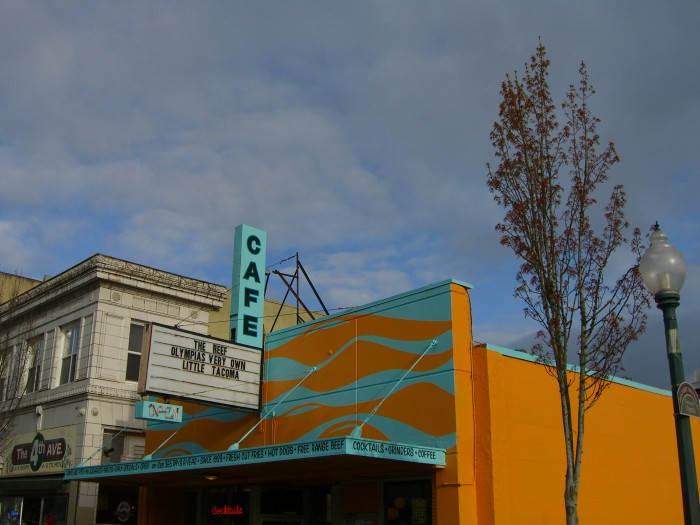 1. King Solomon's Reef Cafe & Lounge, Olympia