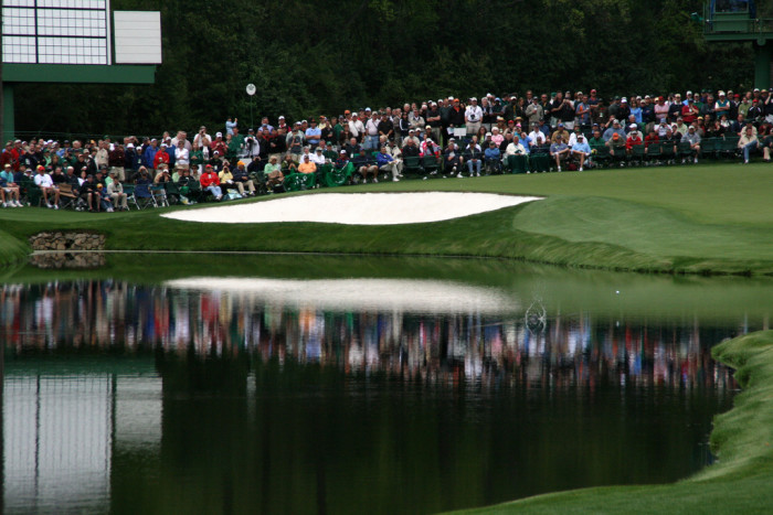 11. Golfers unite in this beautiful state every year.