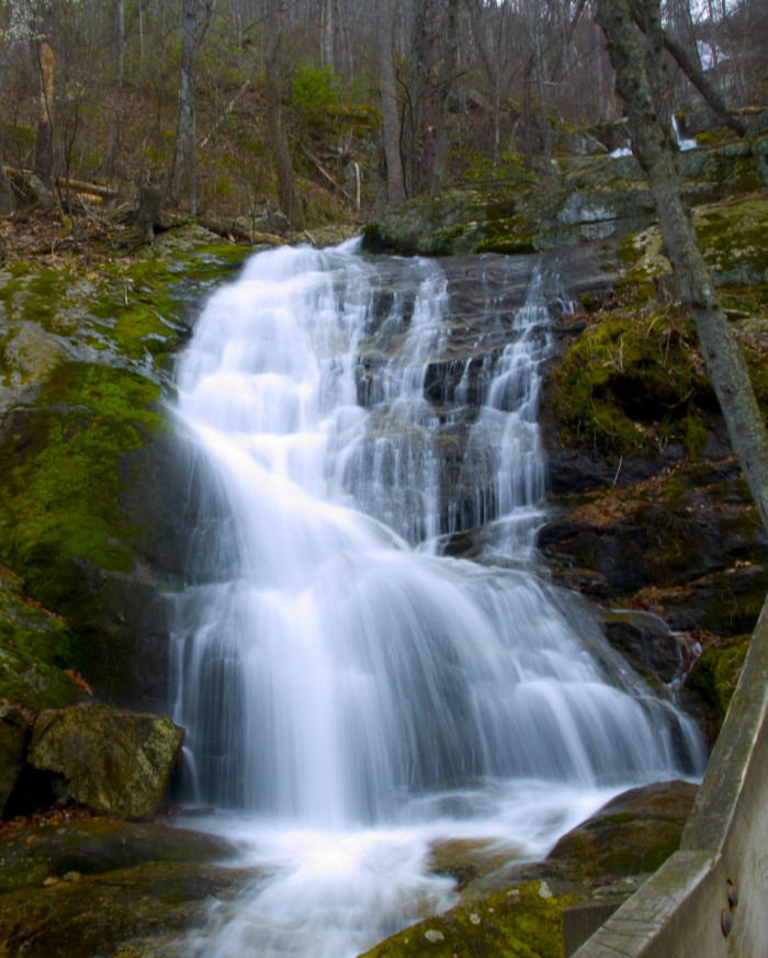 9. Crabtree Falls