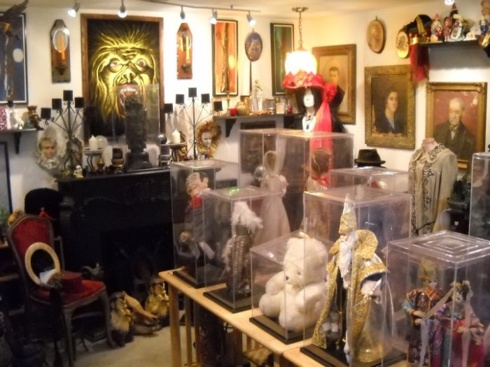 1. Zaffis Museum of the Paranormal (Stratford)
