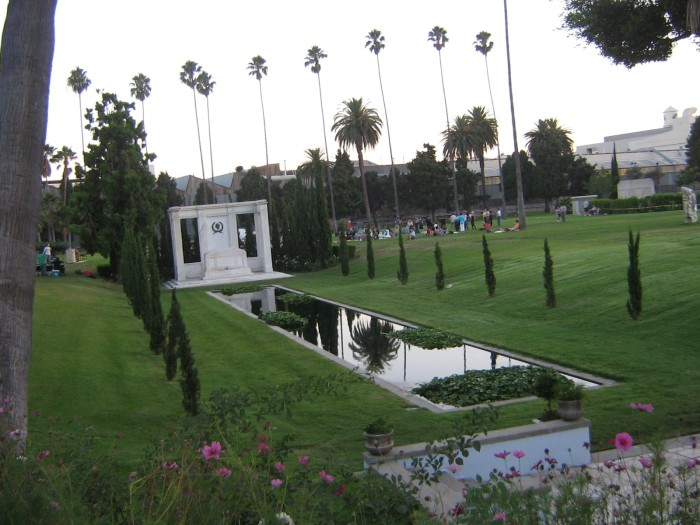 1. Hollywood Forever Cemetery