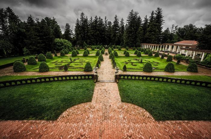 8. Sonnenber Gardens,  Canandaigua