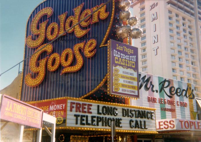 6. Golden Goose, Las Vegas, Nevada, 1973