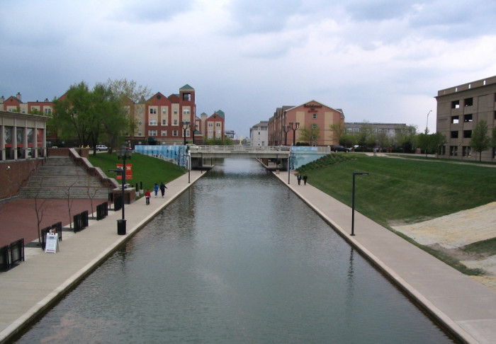 the canal indianapolis
