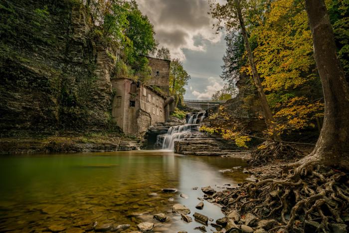 7. Businessman's Lunch AKA Wells Falls, Ithaca