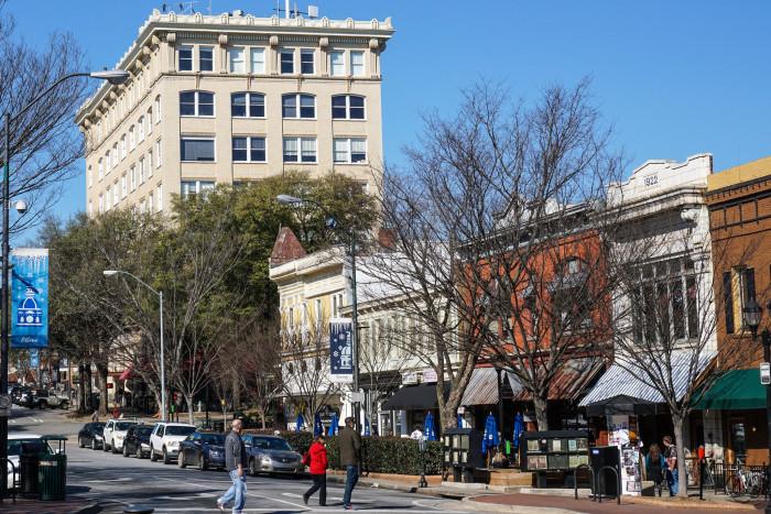 3. Athens, GA: Birthplace of Clinton Bankston Jr.