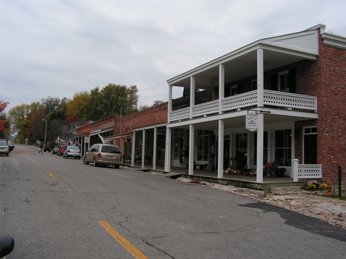 25. Santa Fe Crossing Inn, Arrow Rock