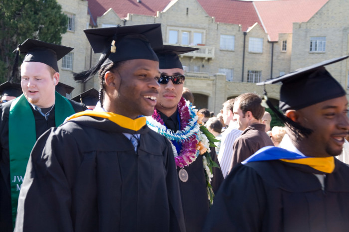 3.) Denver is home to one of the highest populations of high school and college graduates...