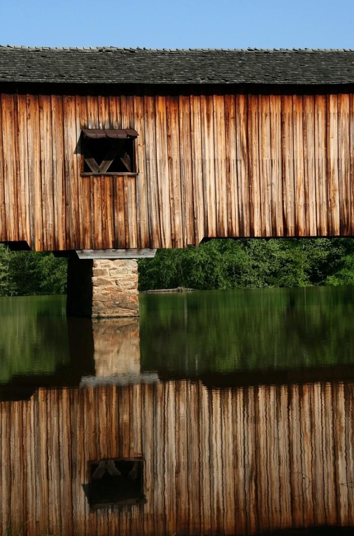 5. Watson Mill Bridge — 650 Watson Mill Rd, Comer, GA 30629