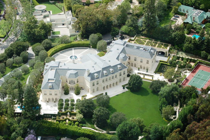 11. Holmby Hills in Los Angeles