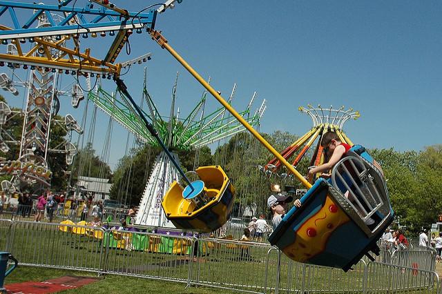 8. Oakland Beach Carnival, Warwick