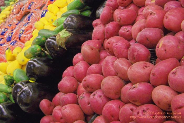 4. The produce...
