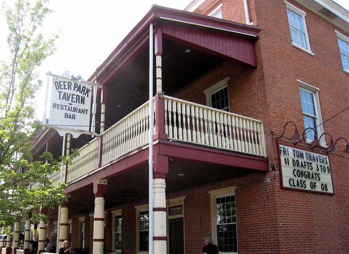 4. Deer Park Tavern, Newark