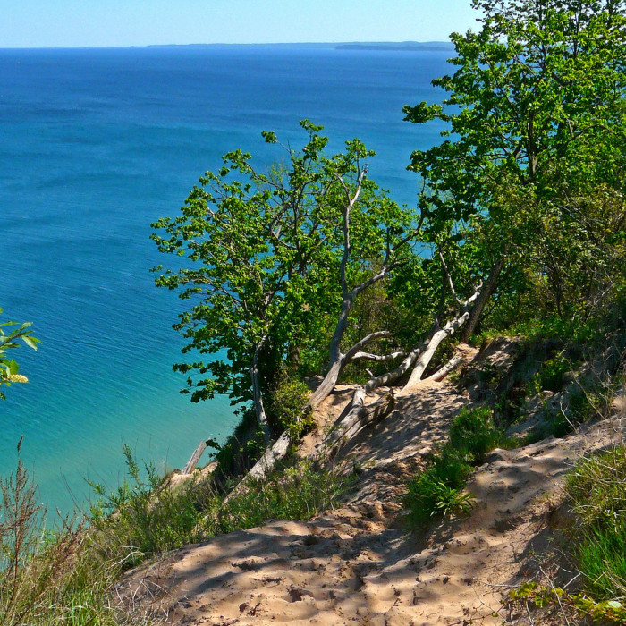 6. No matter what part of the state you're in, you're likely not far from a hiking trail. So get to one extra early to beat the crowds.