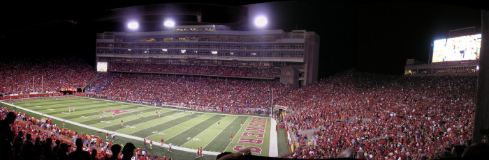8. Take in a Huskers game.