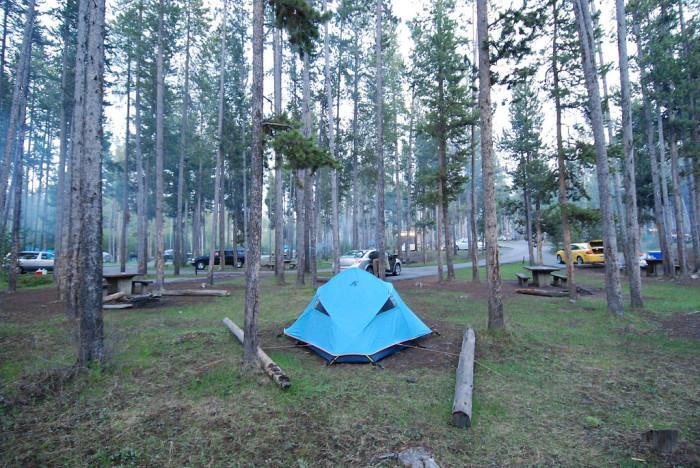 10. Madison Campground