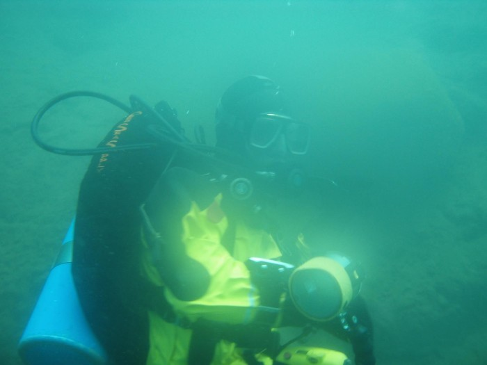 11. Learn how to scuba dive in our of our lakes.