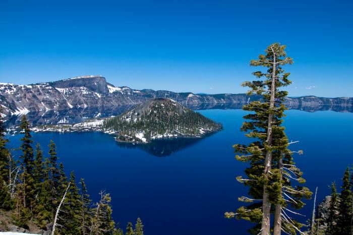 2. Crater Lake