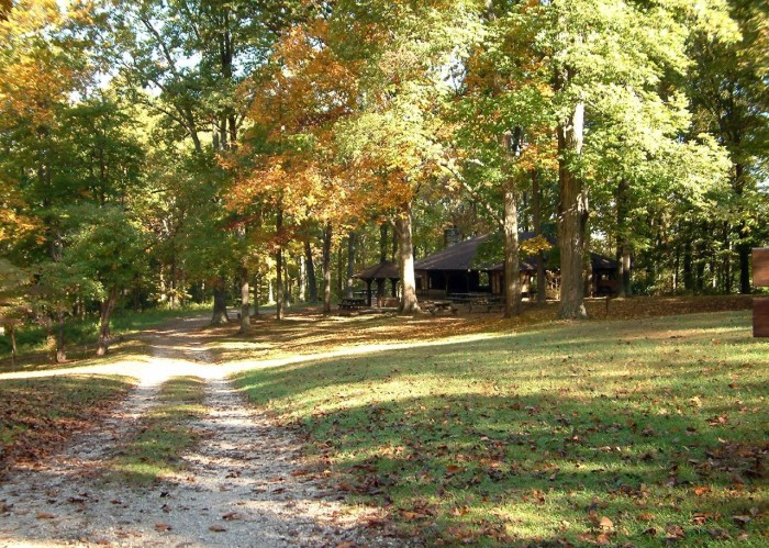 Brown County State Park Indiana