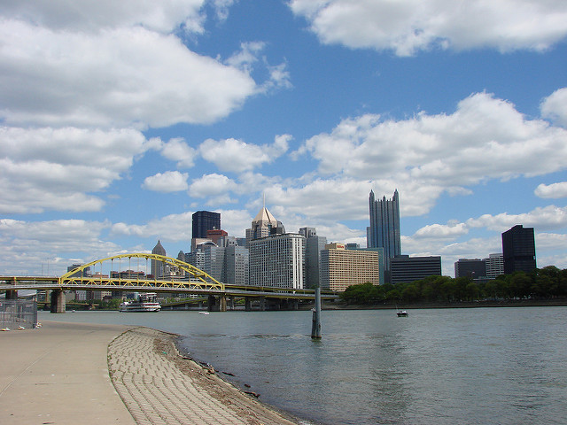 3. Three Rivers Heritage Trail, Pittsburgh