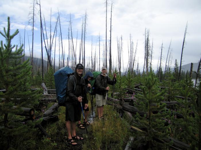 8. Thorofare Trail