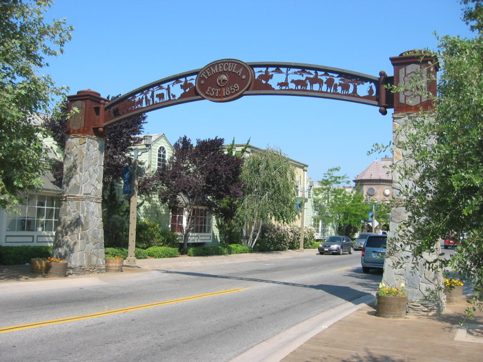 11. Old Town Temecula