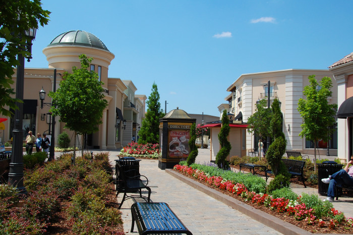 7. One of Alabama's BEST shopping destinations is in Huntsville.