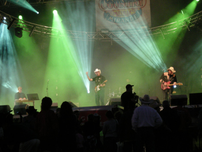12. Jam out to some good ol' country music at the annual Austin Rodeo