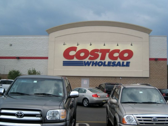 4. Finding a parking spot at the world's largest Costco.
