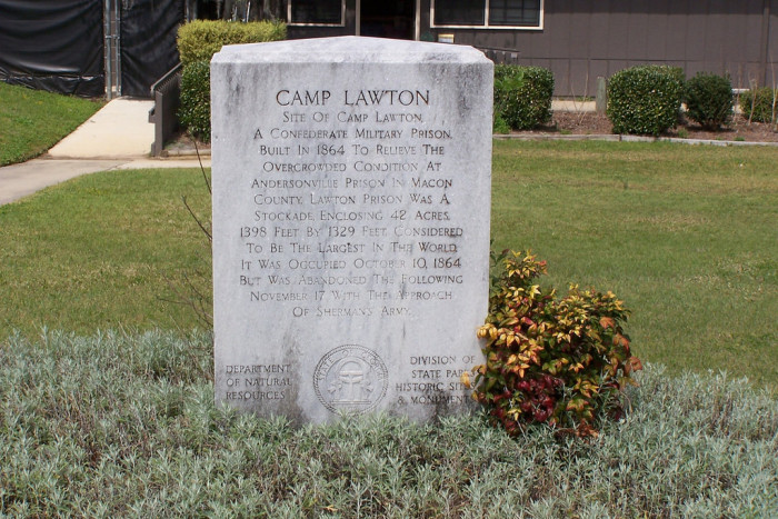 5. Archaeological Dig in Camp Lawton Reveals Secret Life of Camp Imprisonment
