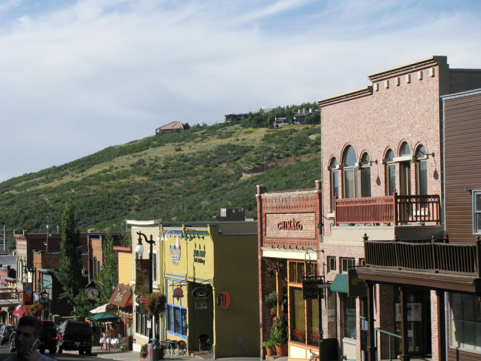 8. Tour the silver mine in Park City.