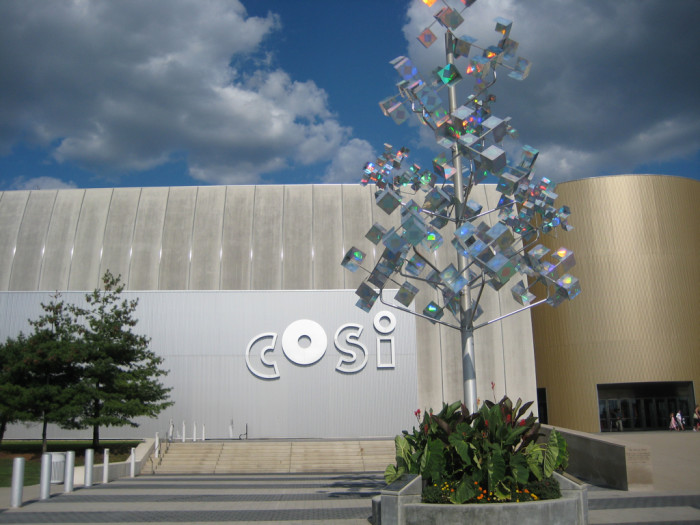 5. Columbus has the best hands-on science museum in the U.S.