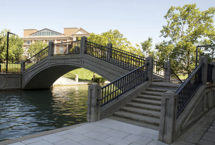 5. The Canal Walk