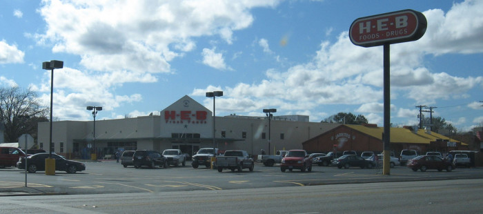 9. You take a trip out of state and literally can't function without your beloved H-E-B.