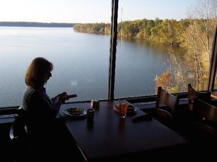 9. Rafter's Restaurant (Deer Creek State Park)