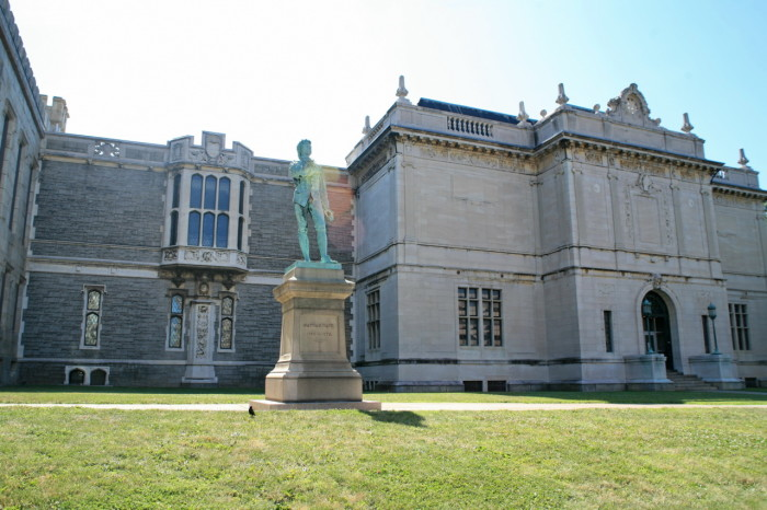 3. Wadsworth Atheneum Museum of Art, Hartford