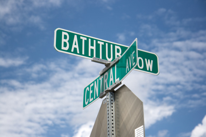 1. Bathtub Row, Los Alamos