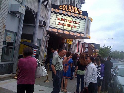 8. Flickers: Rhode Island International Film Festival, Providence