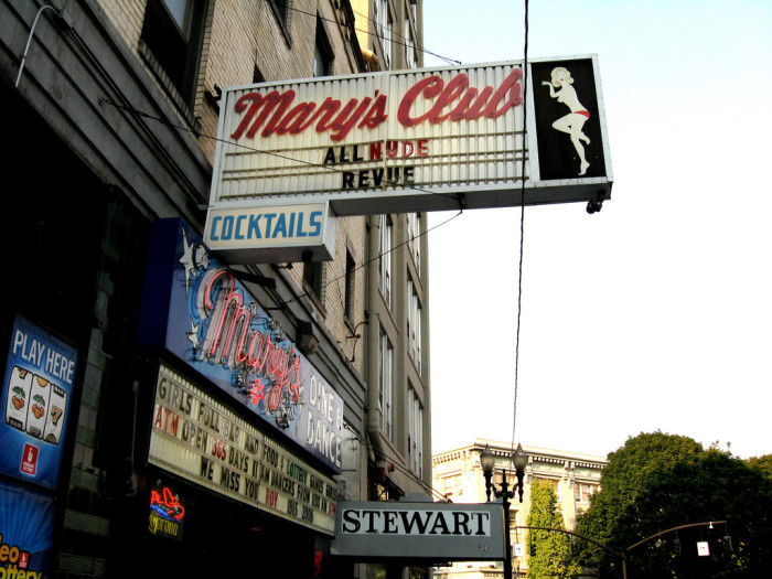 1. Portland has more strip clubs per capita than any other city in the U.S.
