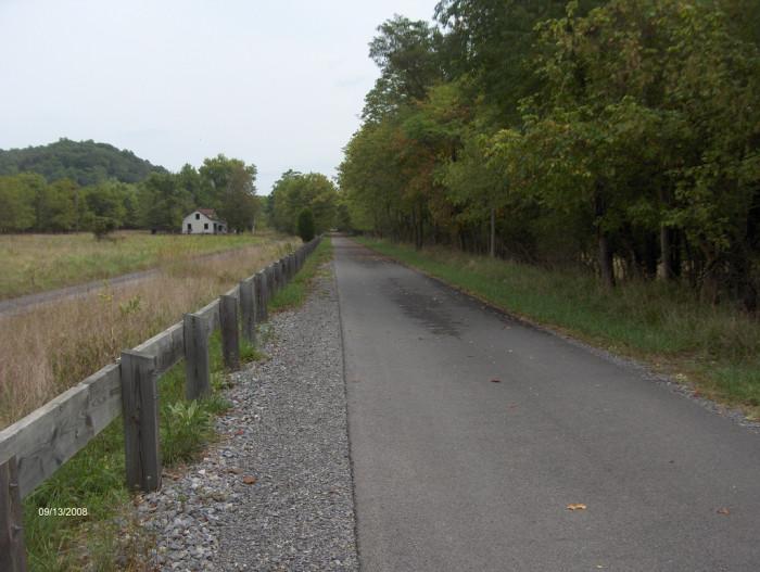 10. Western Maryland Rail Trail