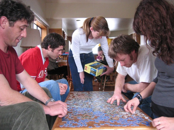 4. Connecticut boasts the Guinness World Record for fastest puzzle completion.