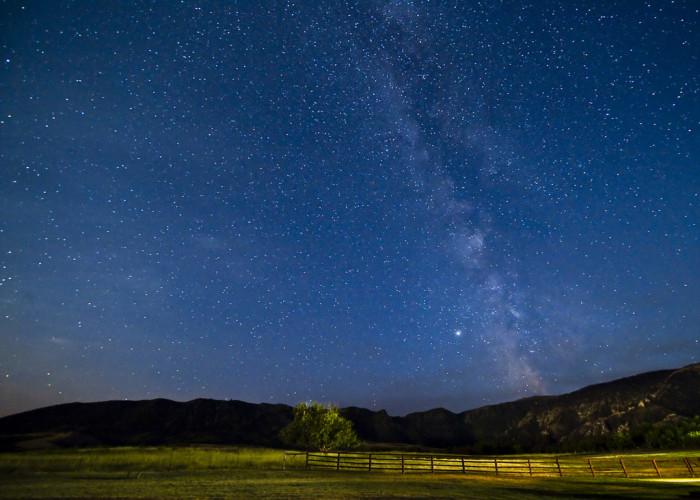 11. Wyoming Milky Way