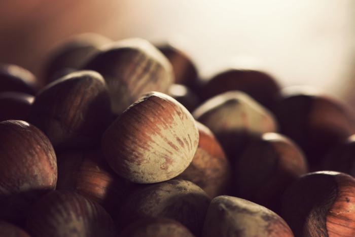 8. Oregon grows roughly 95% of the hazelnuts in the United States.
