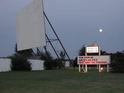 2. Catch a drive-in movie.
