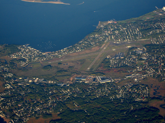10. Tweed New Haven Airport